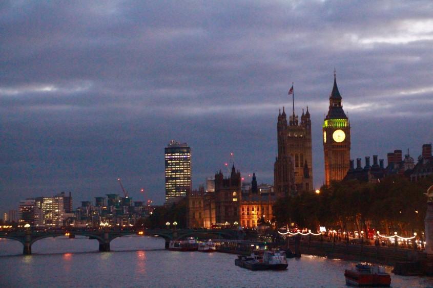 westminster parliament tour