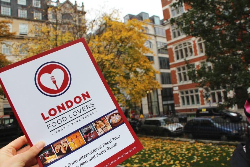 international tastes of london