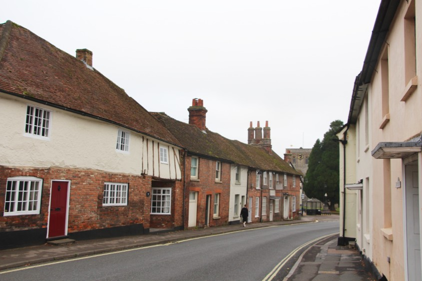 a downton abbey village