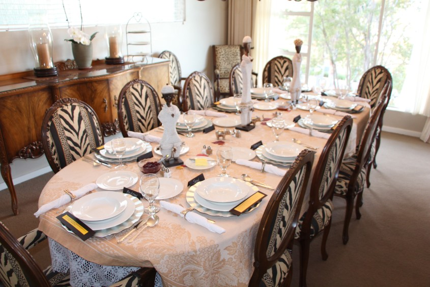 thanksgiving in south africa