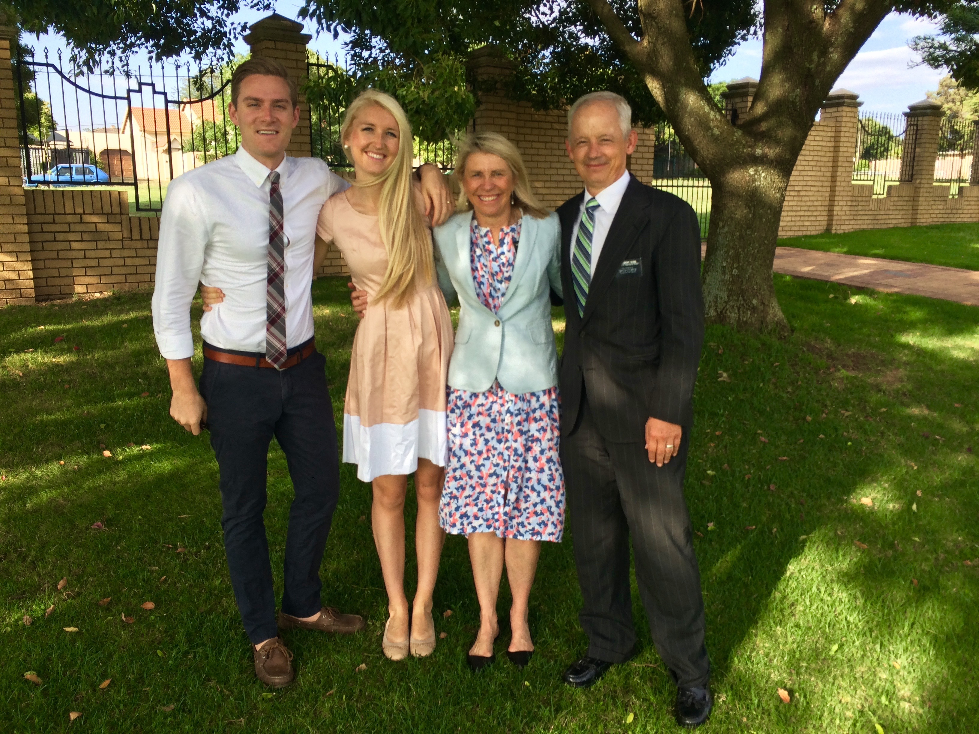the south africa johannesburg mission!