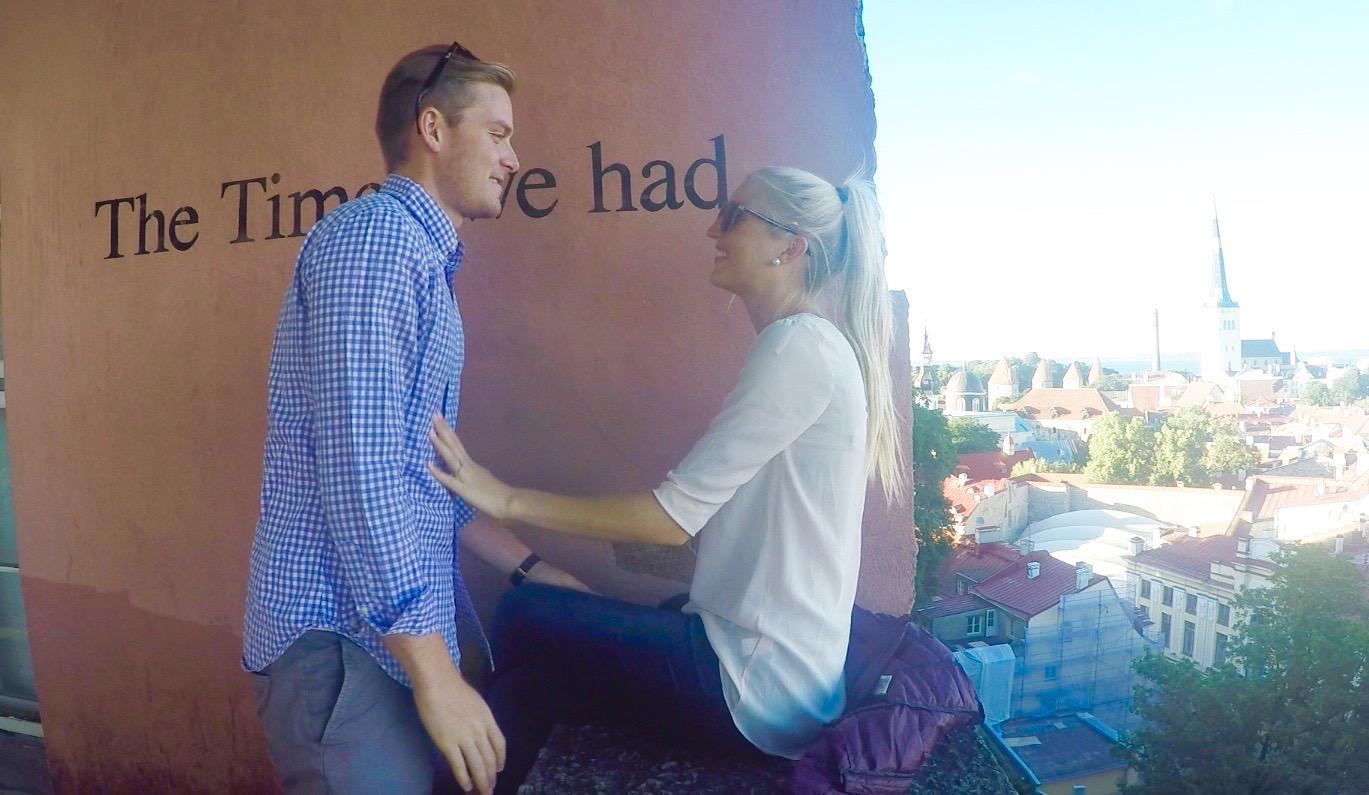 VIDEO: europe backpacking recap!