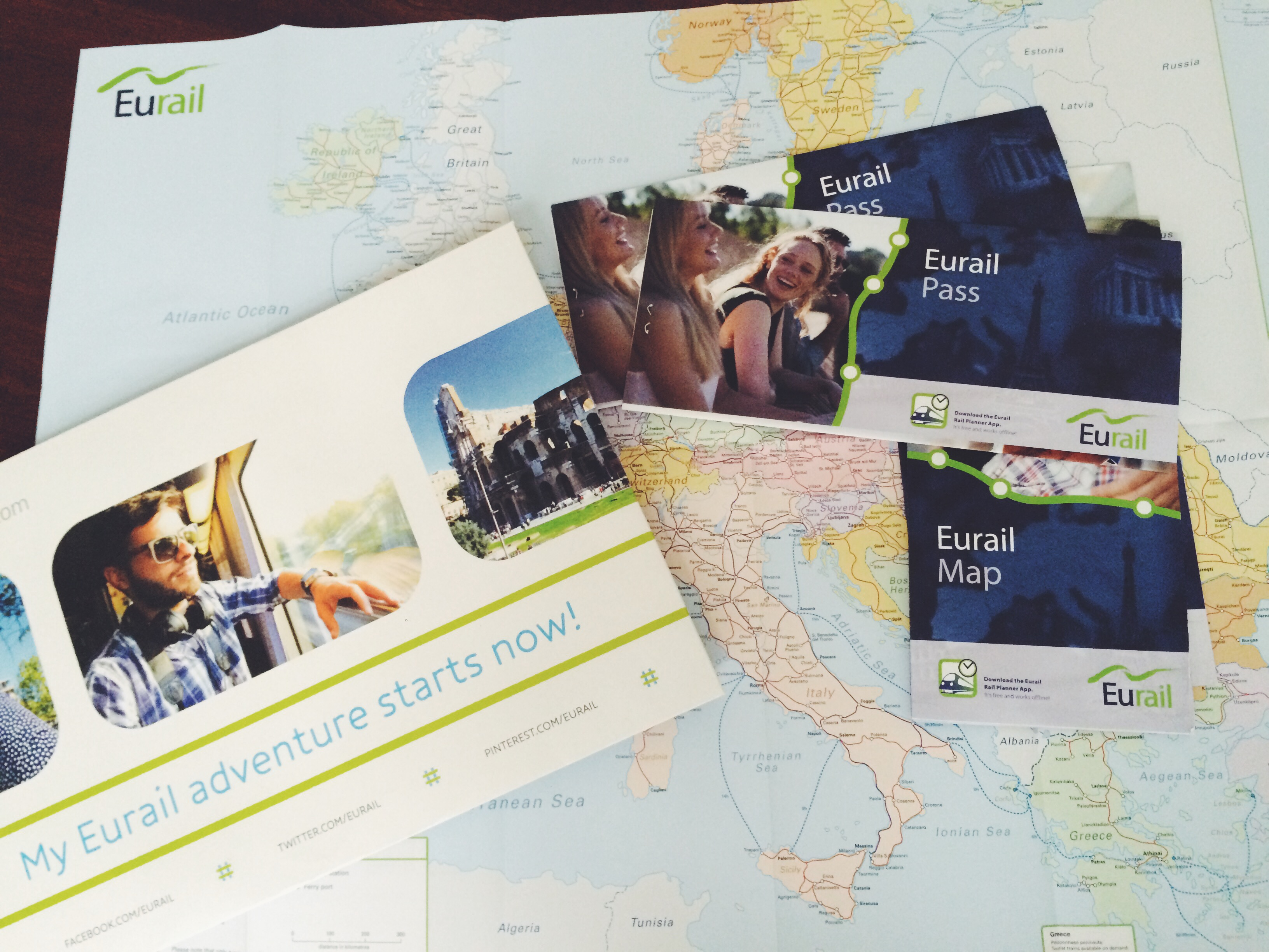 tips for europe by train: on eurail!