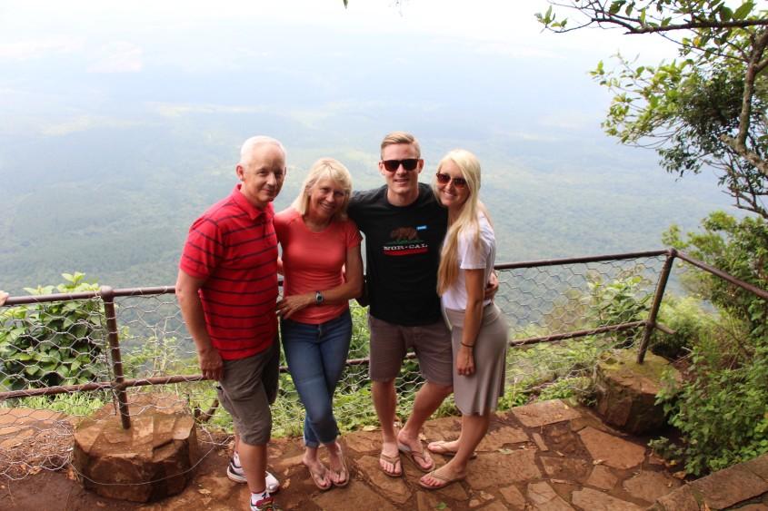 african road trip