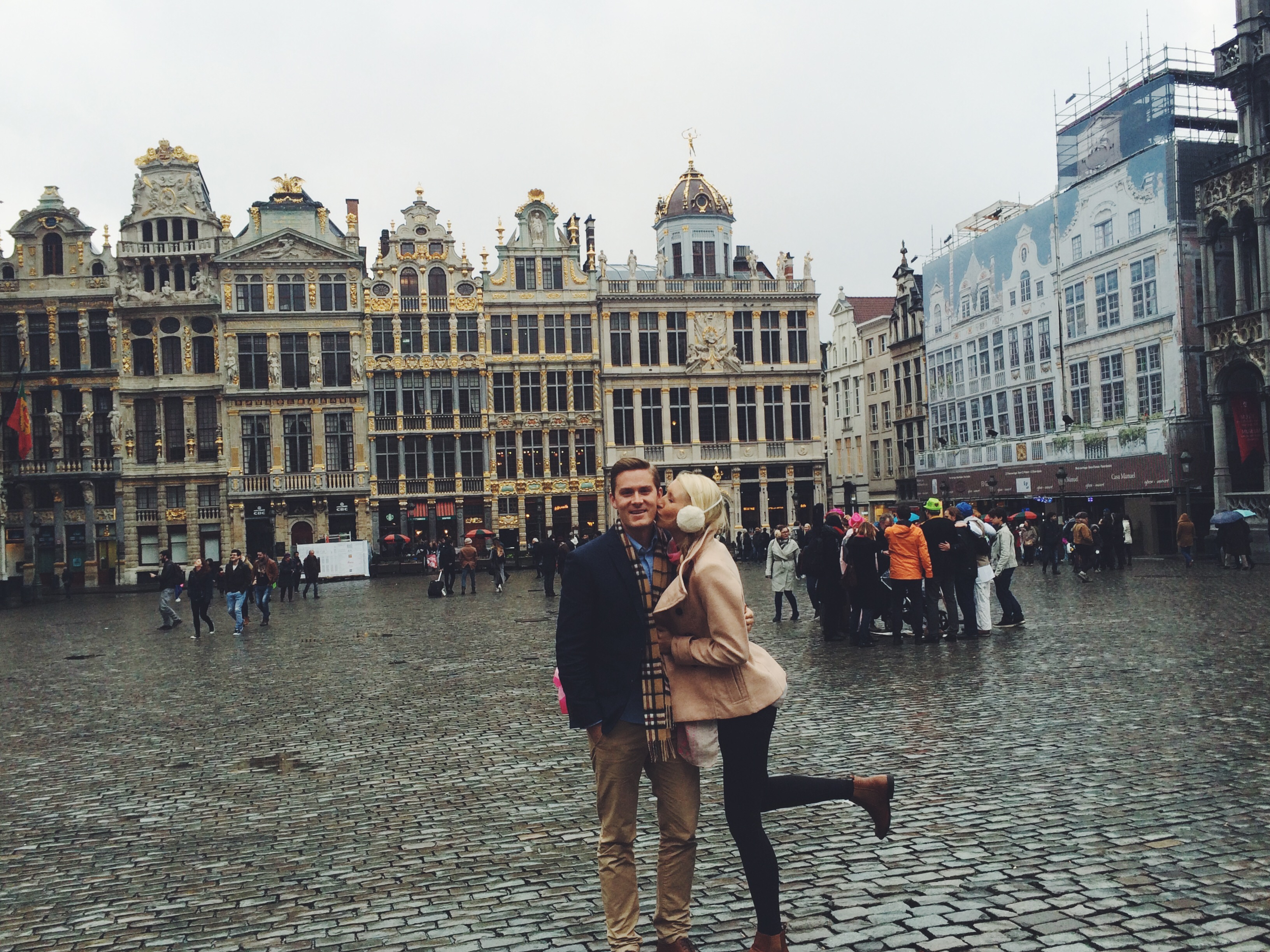 brussels for valentine's day