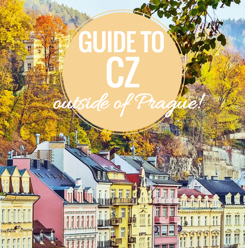 Guide to the Czech Republic, outside of Prague!