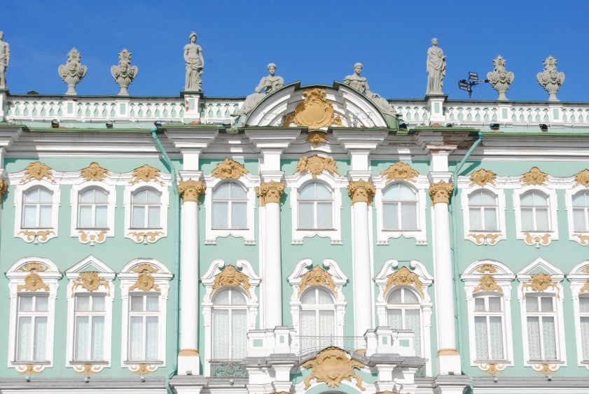 Stunning St. Petersburg