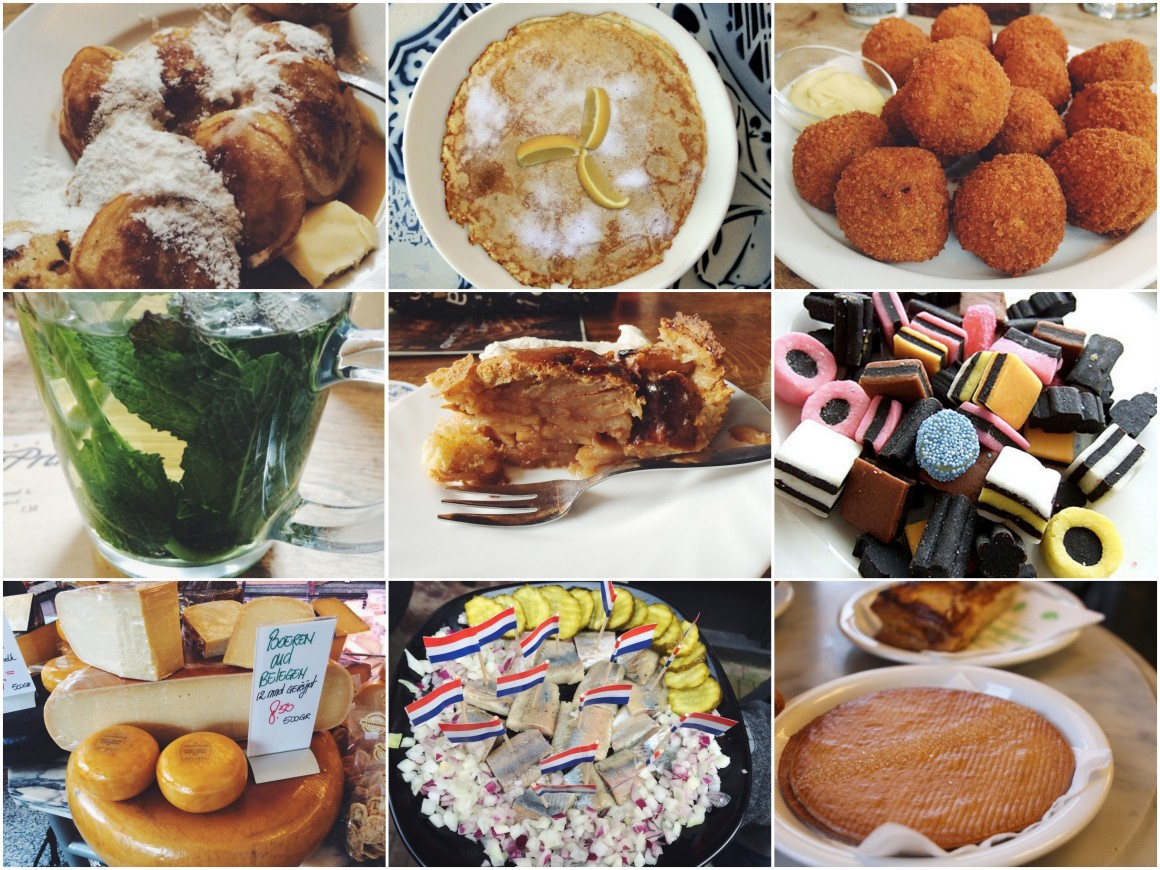 10 Dutch foods to try in Amsterdam