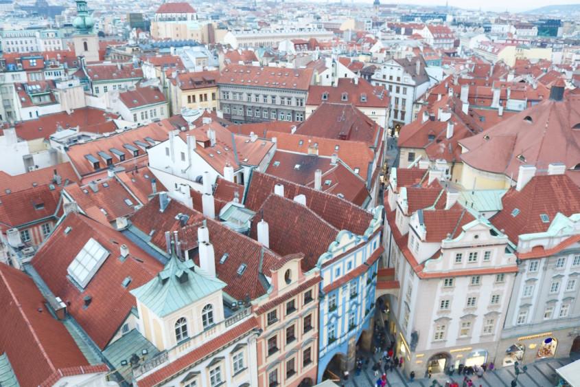 Prague, CZ!