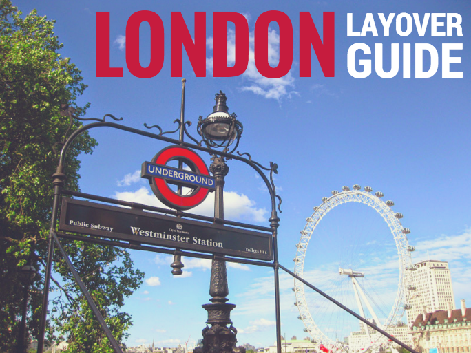 London layover guide