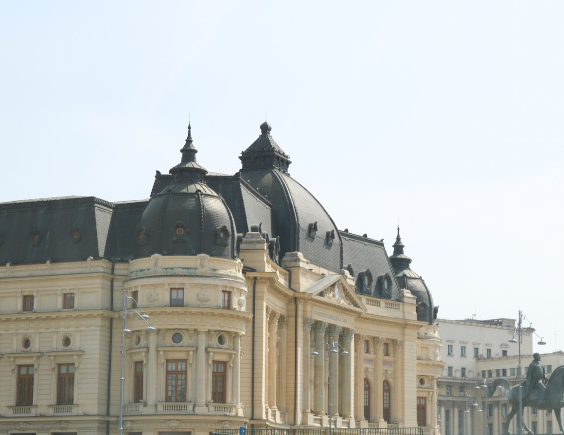 A travel hiccup in Romania