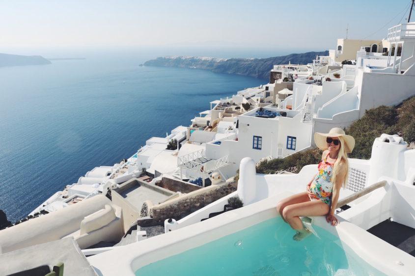 Hello Santorini!