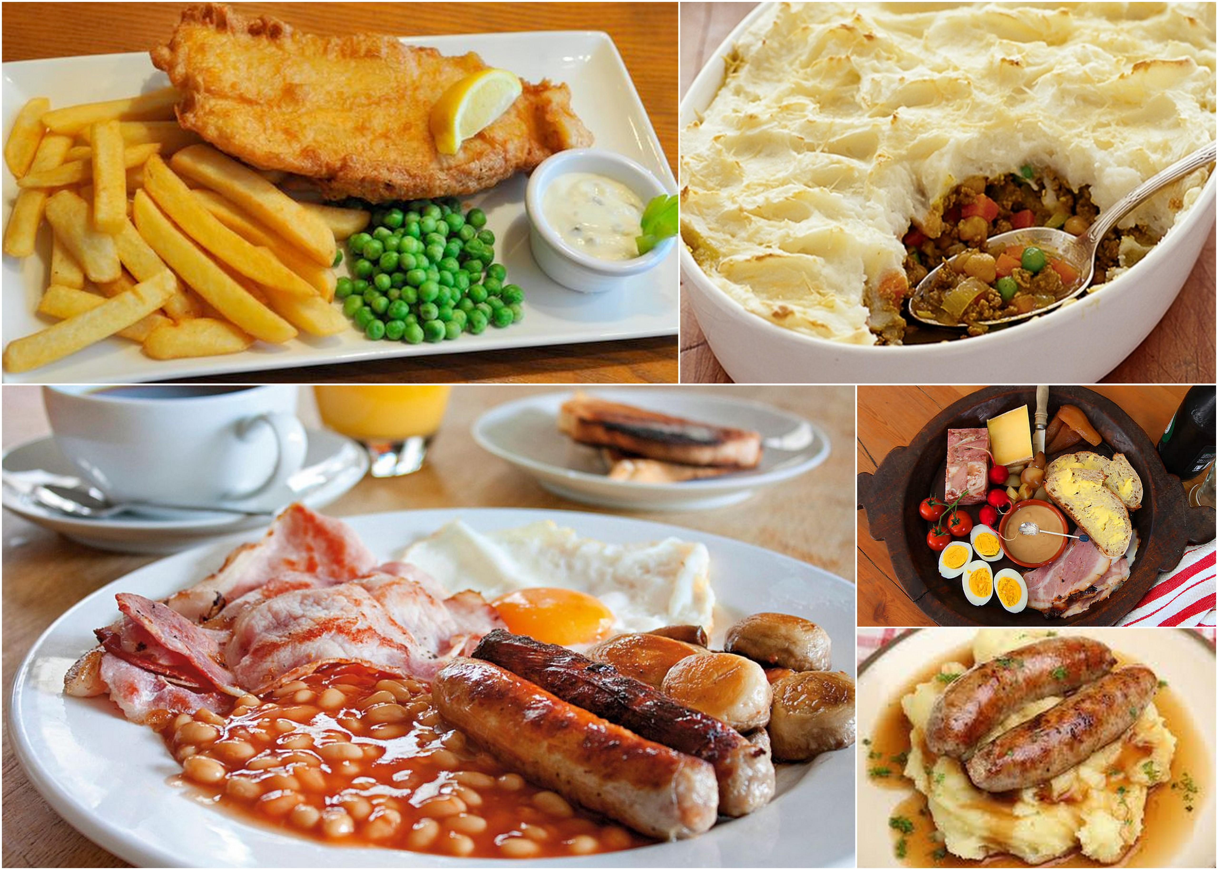 5 British Dishes You Have to Try at Least Once