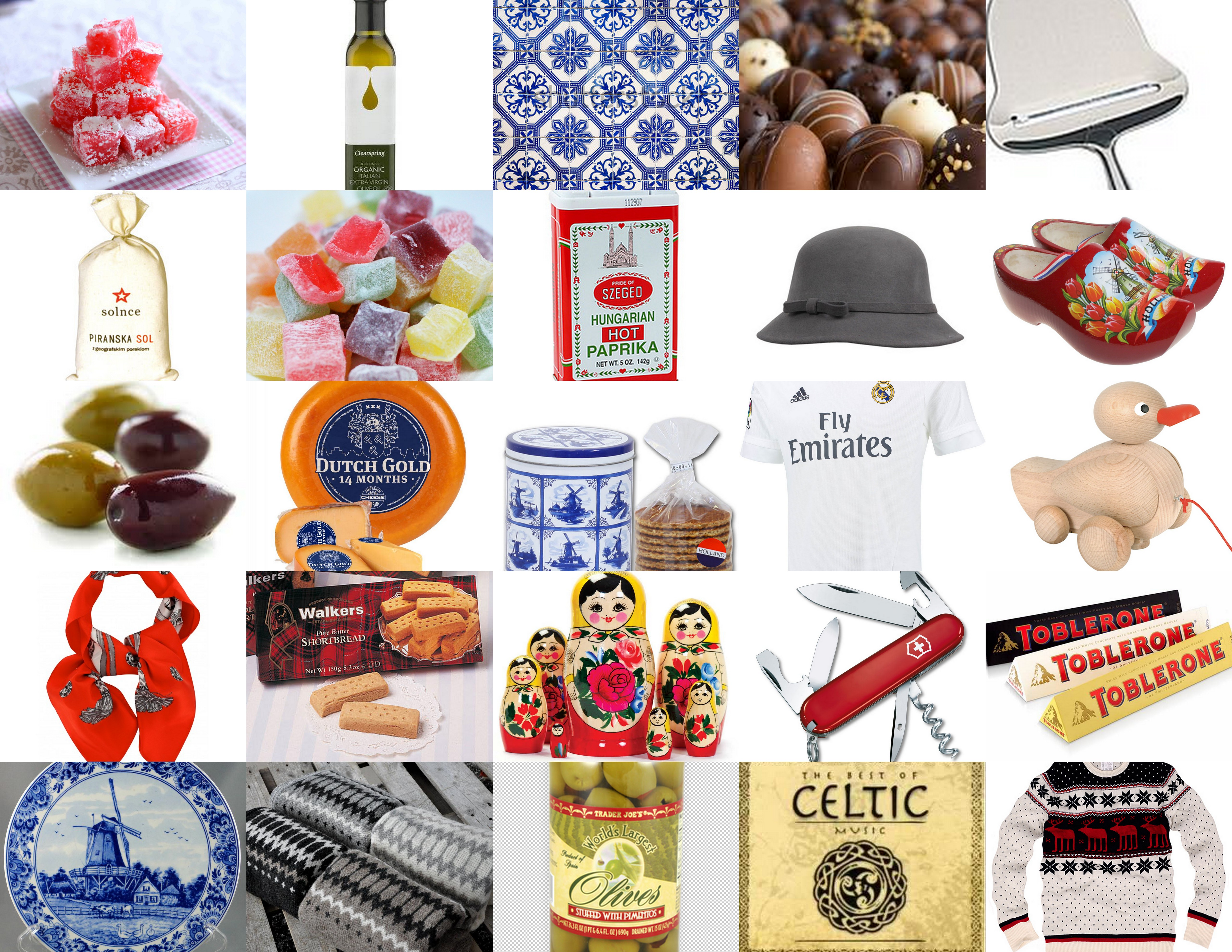 The best gifts to bring home from Europe