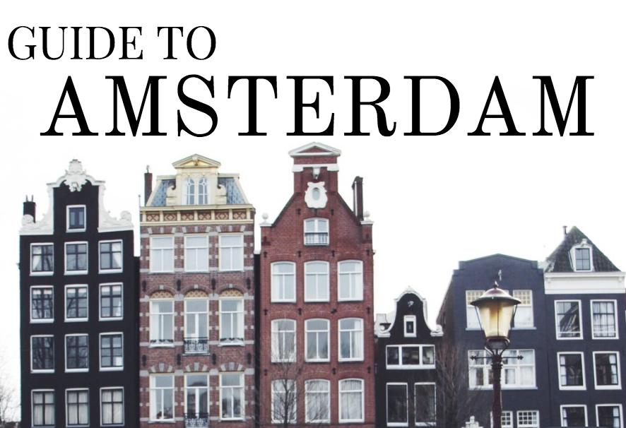 Amsterdam Guide!