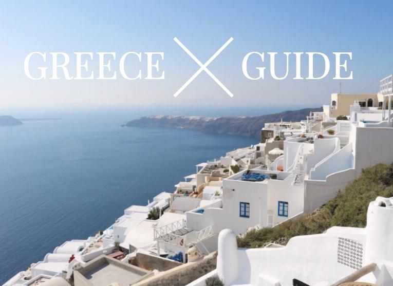 GREECE Guide!