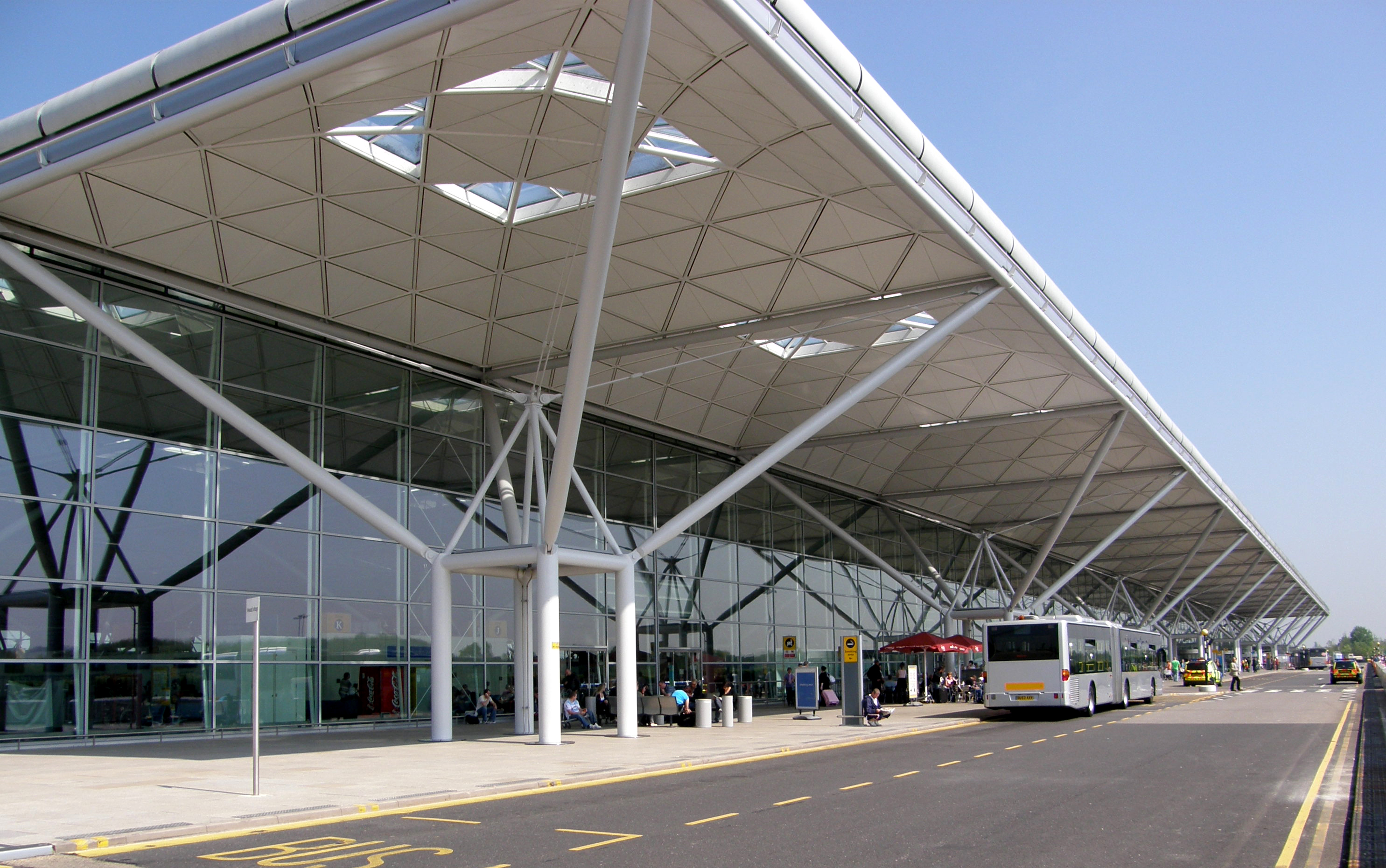 Avoiding Airport Stress: Fly out of Stansted!