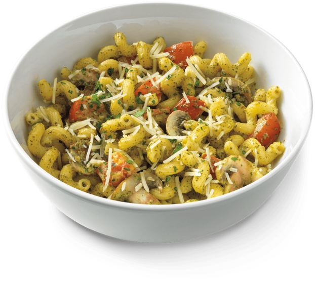 Pesto Cavatappi Recipe from Noodles & Co.