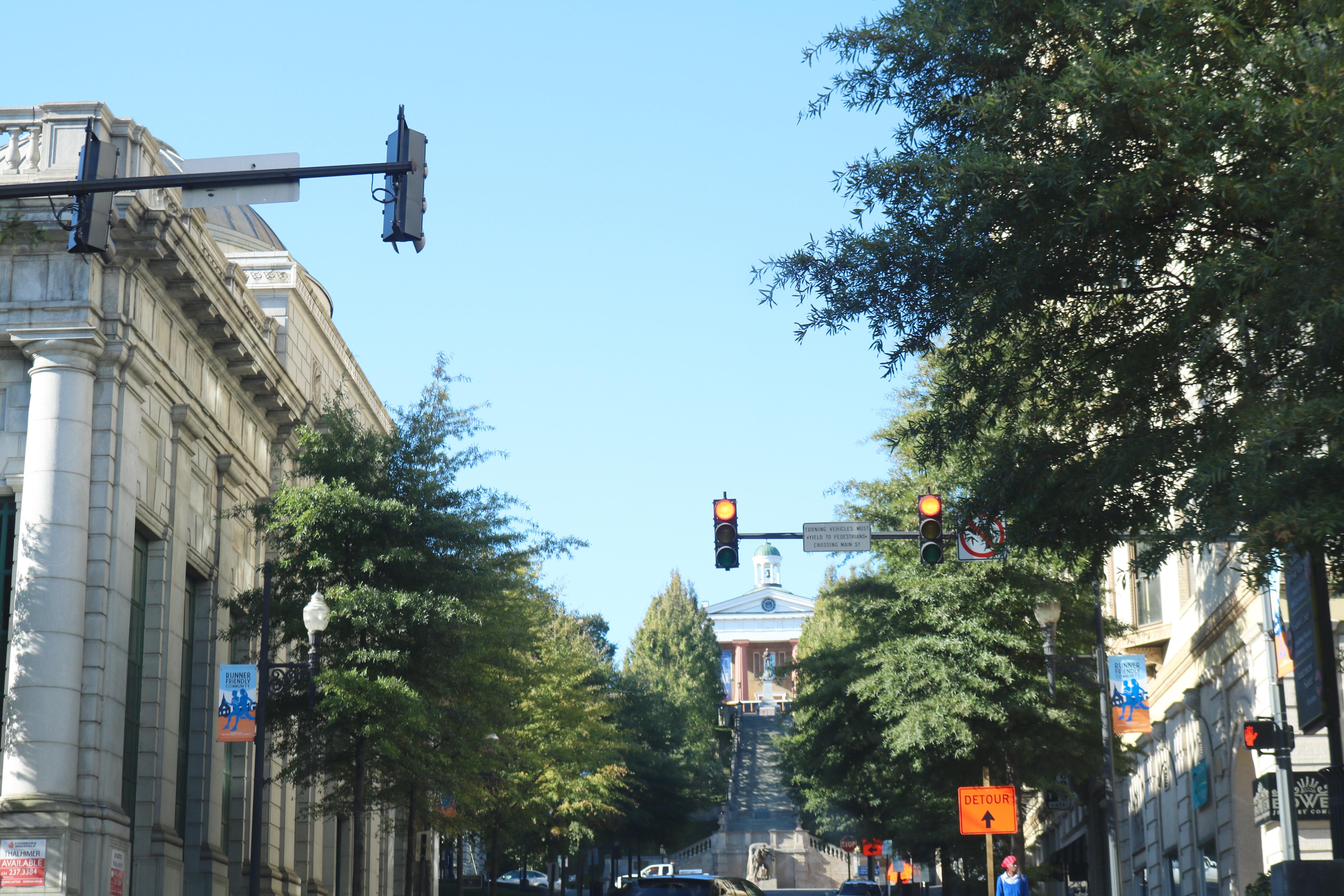 Visiting Chase's hometown: Lynchburg, VA!