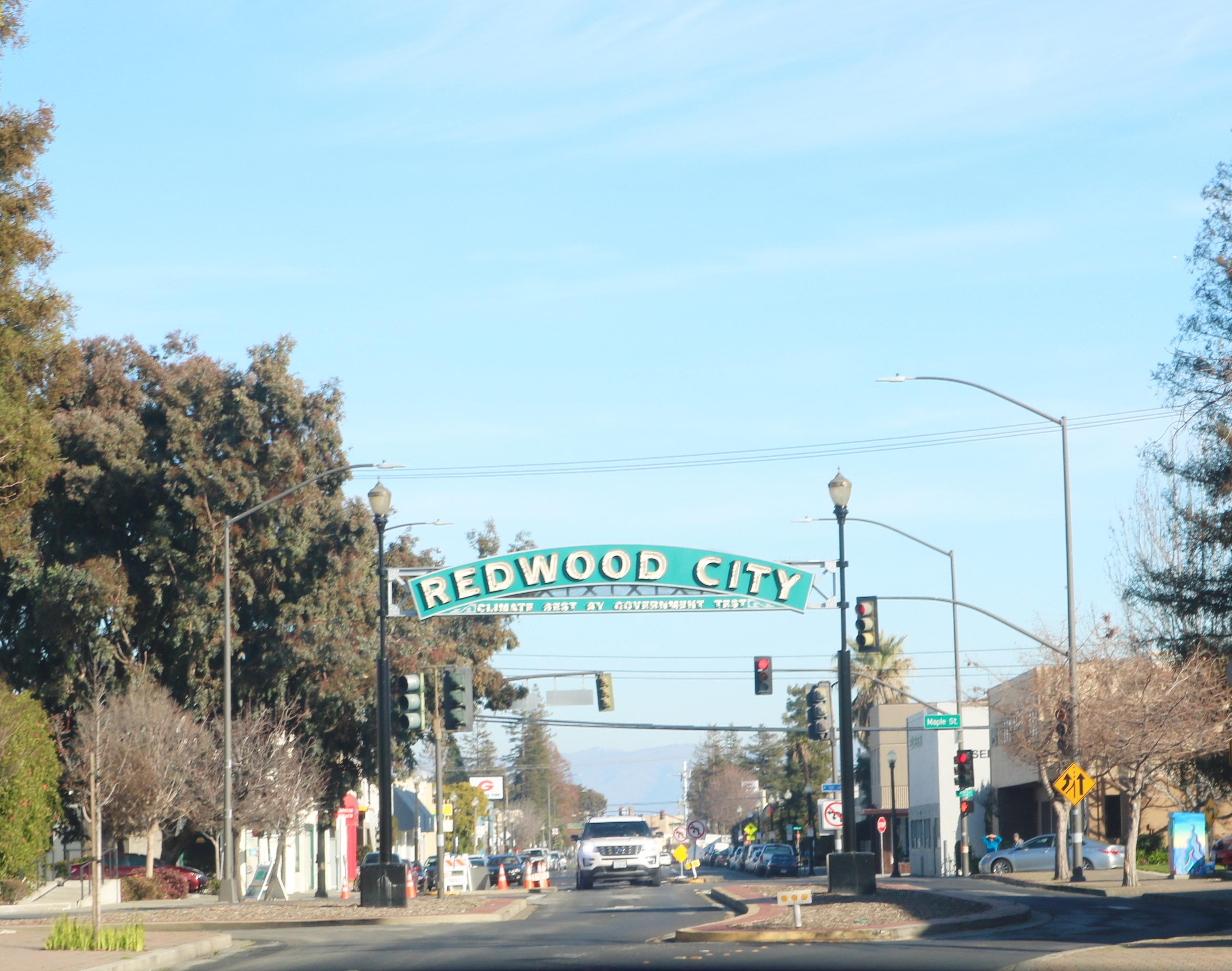 Redwood City & Woodside