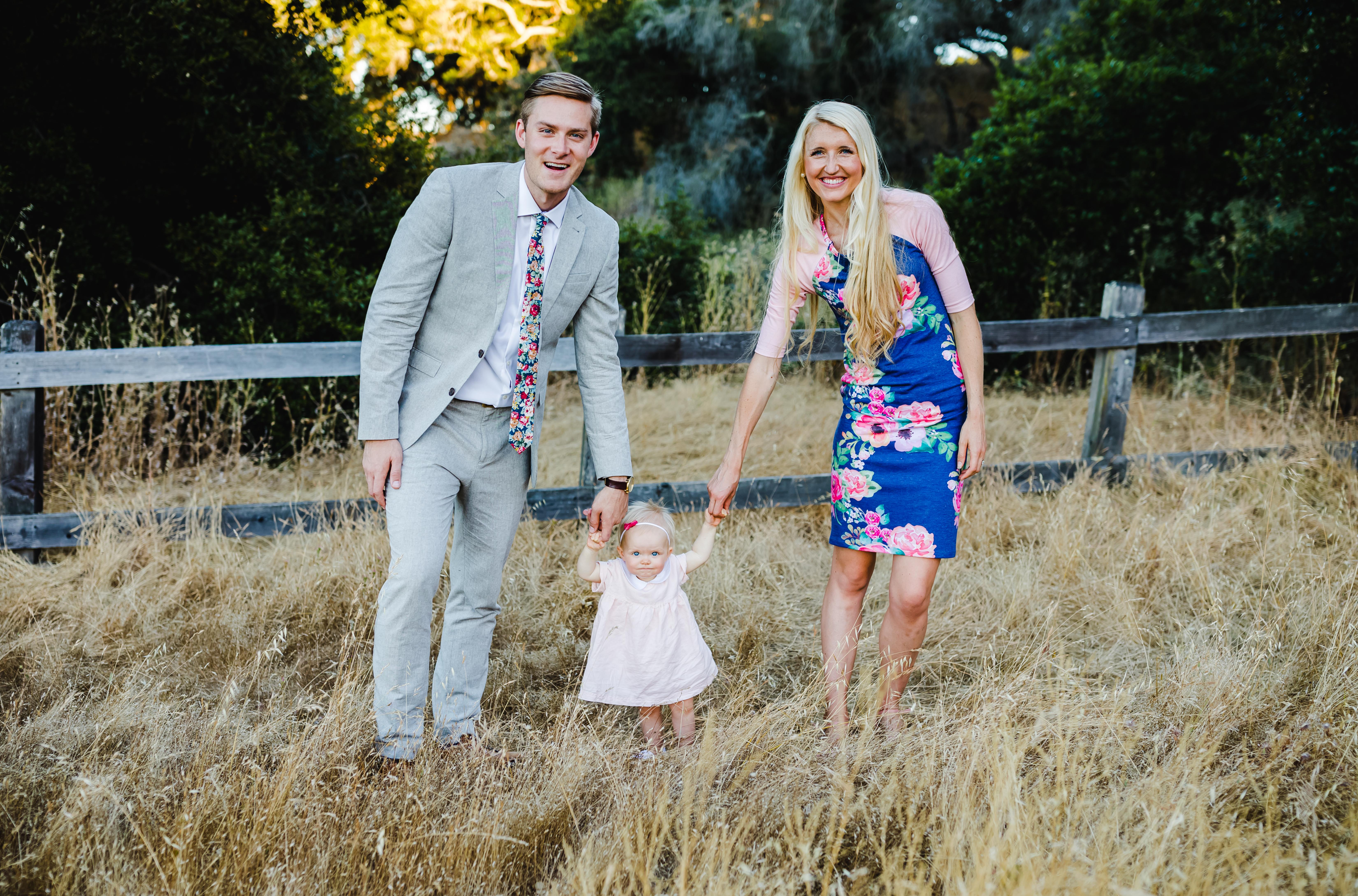 California Family Photos