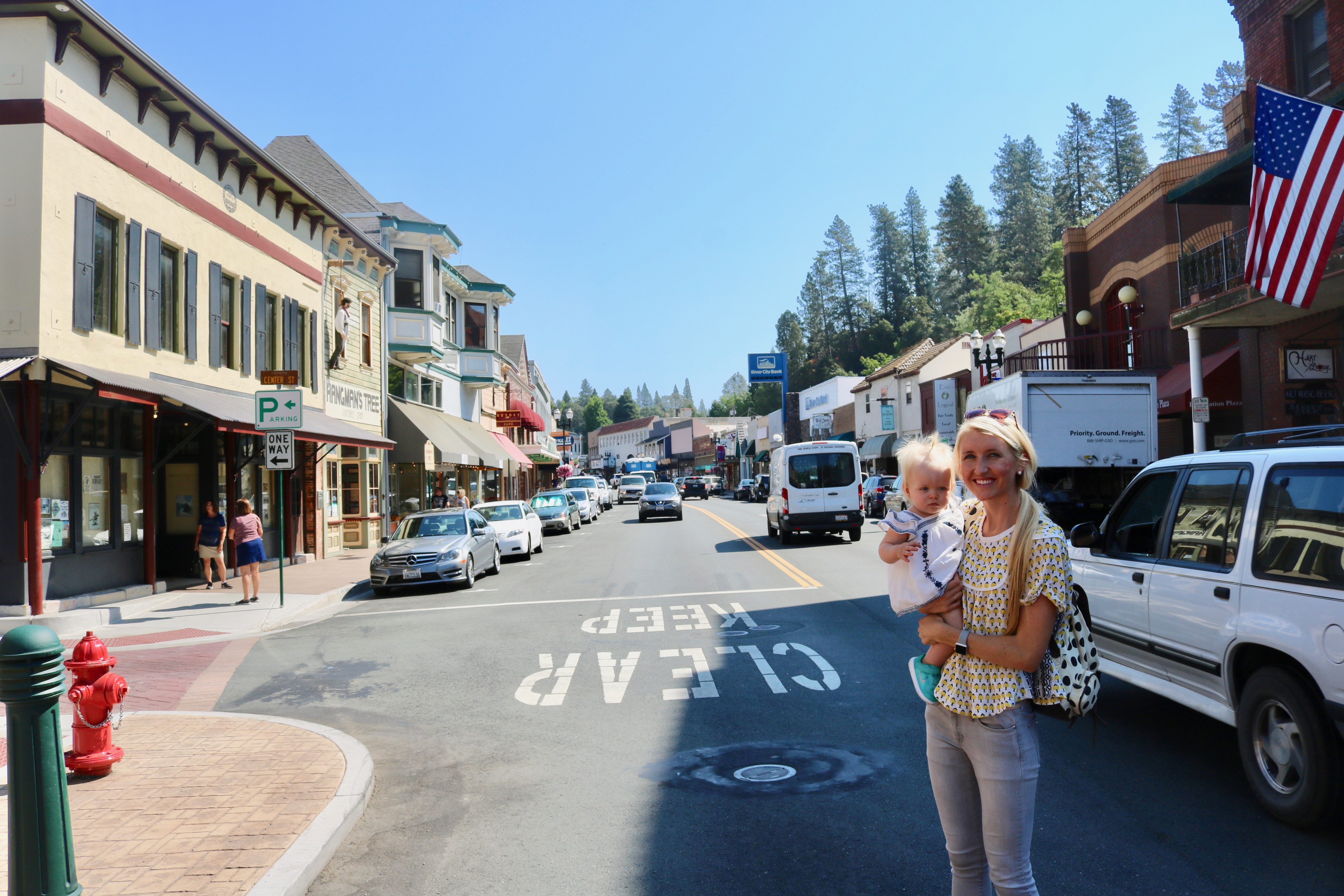 Road tripping through Placerville