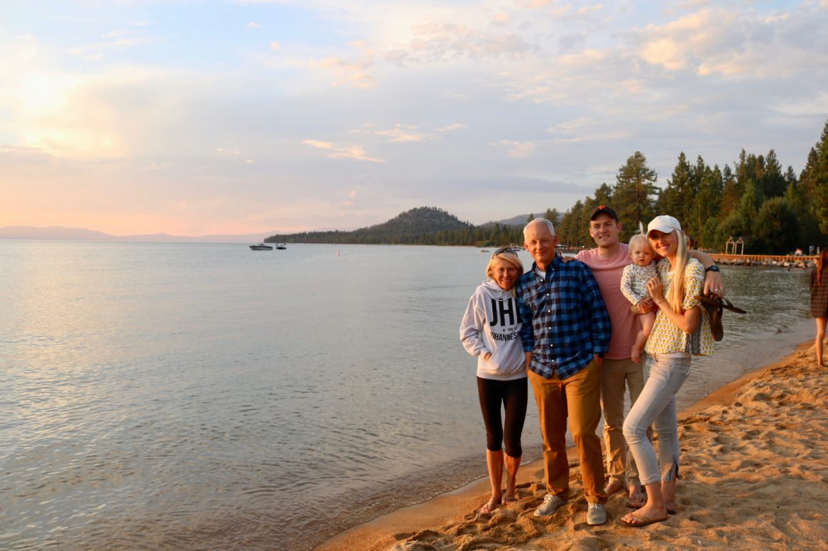 Ending Summer in Lake Tahoe