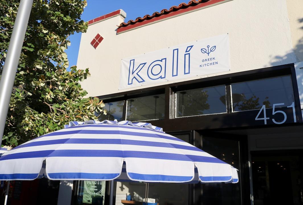 Kali Greek in Palo Alto