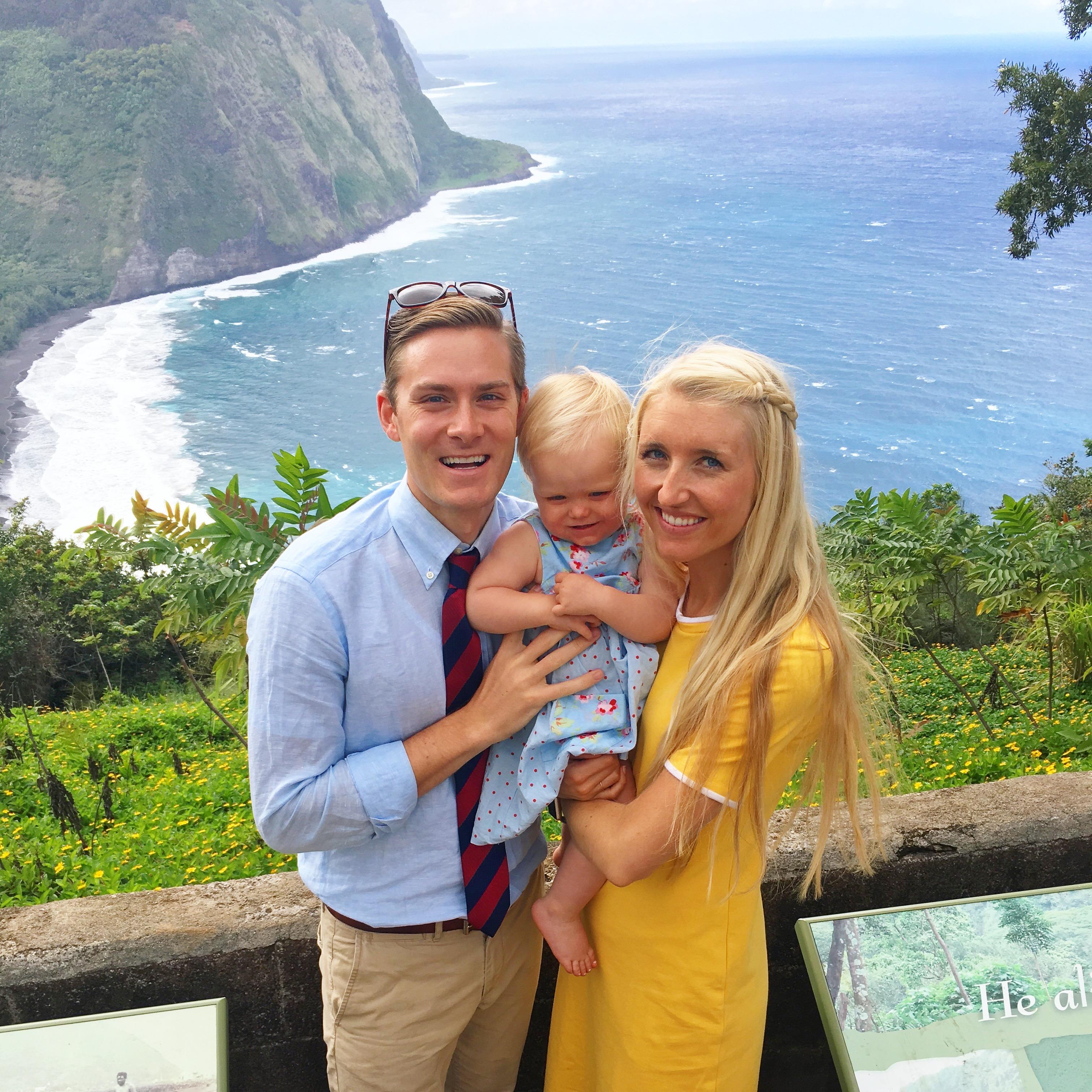 The Big Island of Hawaii!