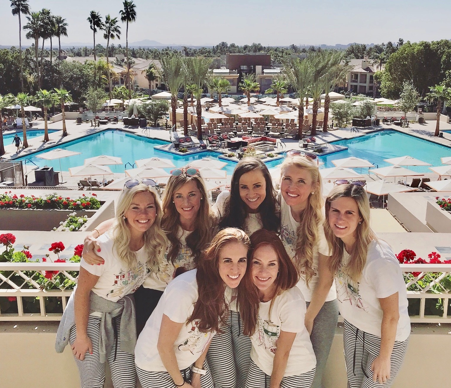Scottsdale Girls Trip at the Phoenician!