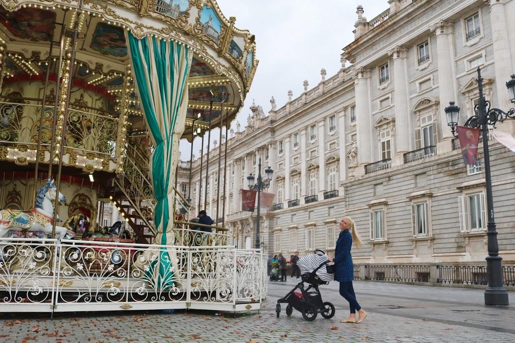 Unique European destinations with little ones