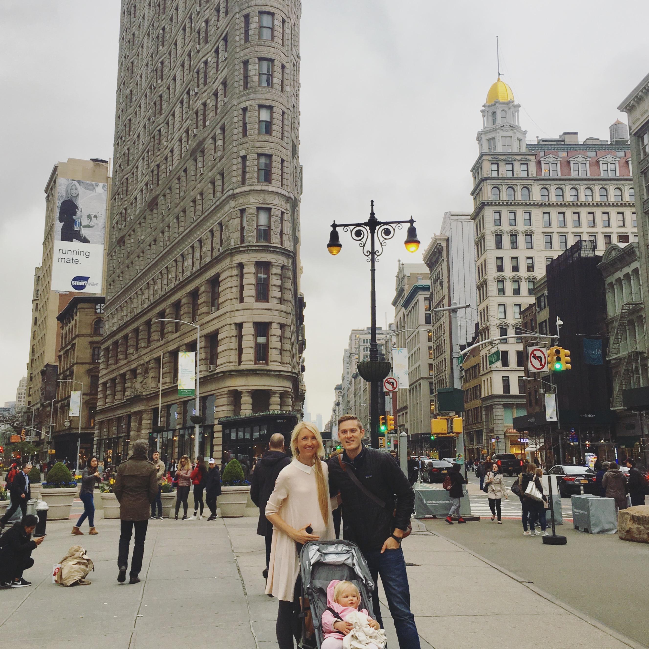 A Week in NYC!