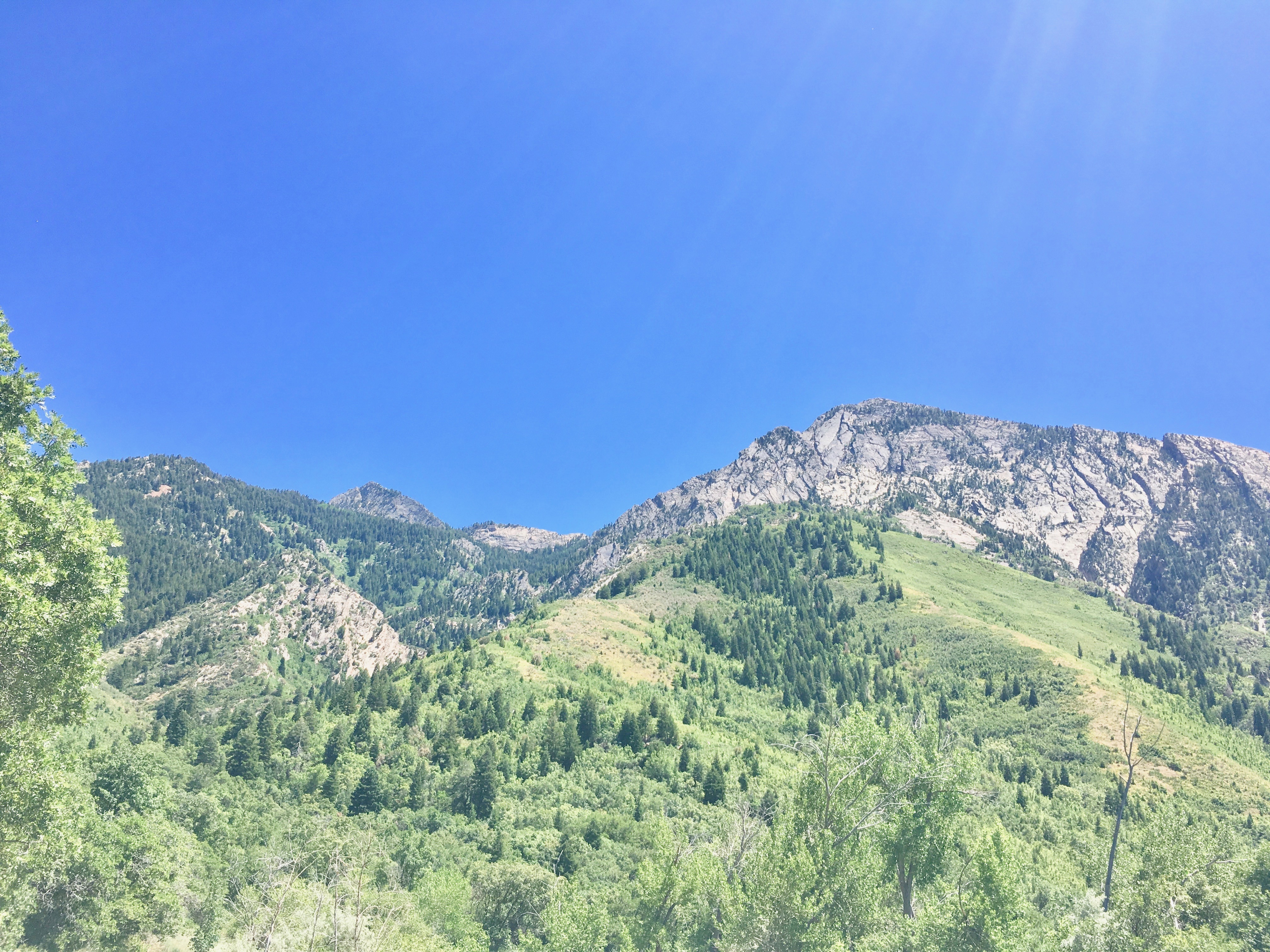 Utah Summer Visit 2018