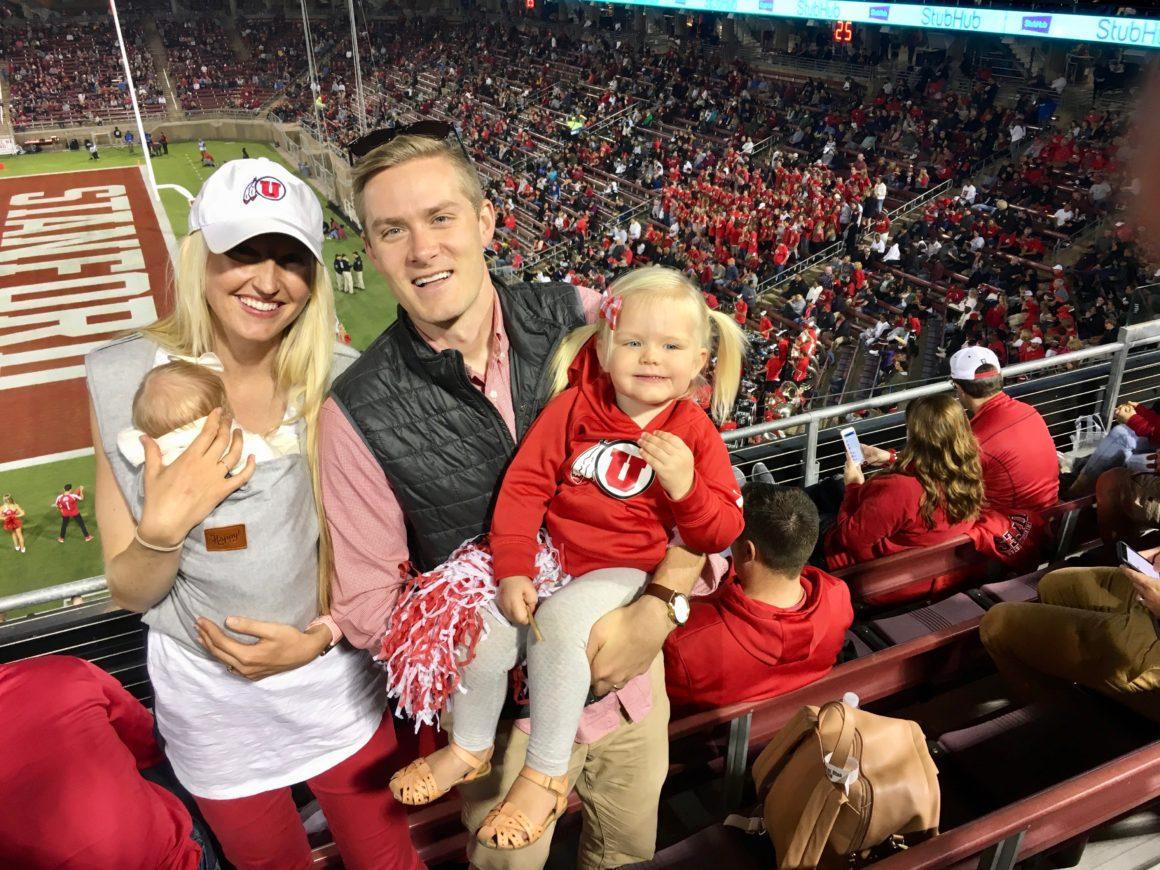 Utes at Stanford!!