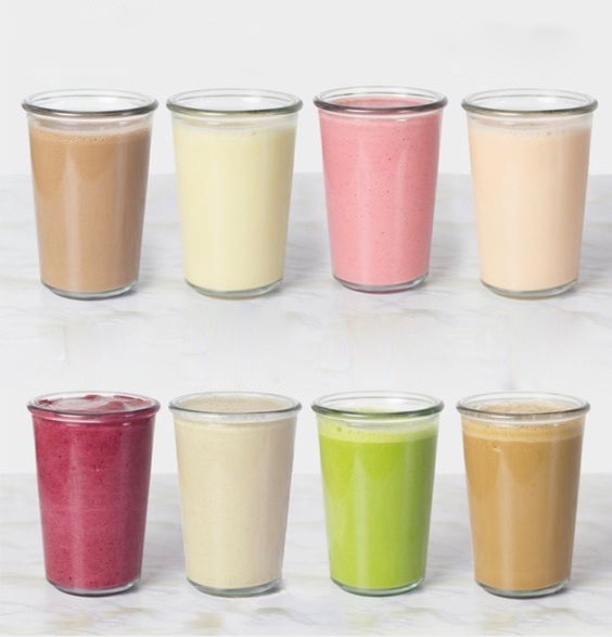 favorite smoothies
