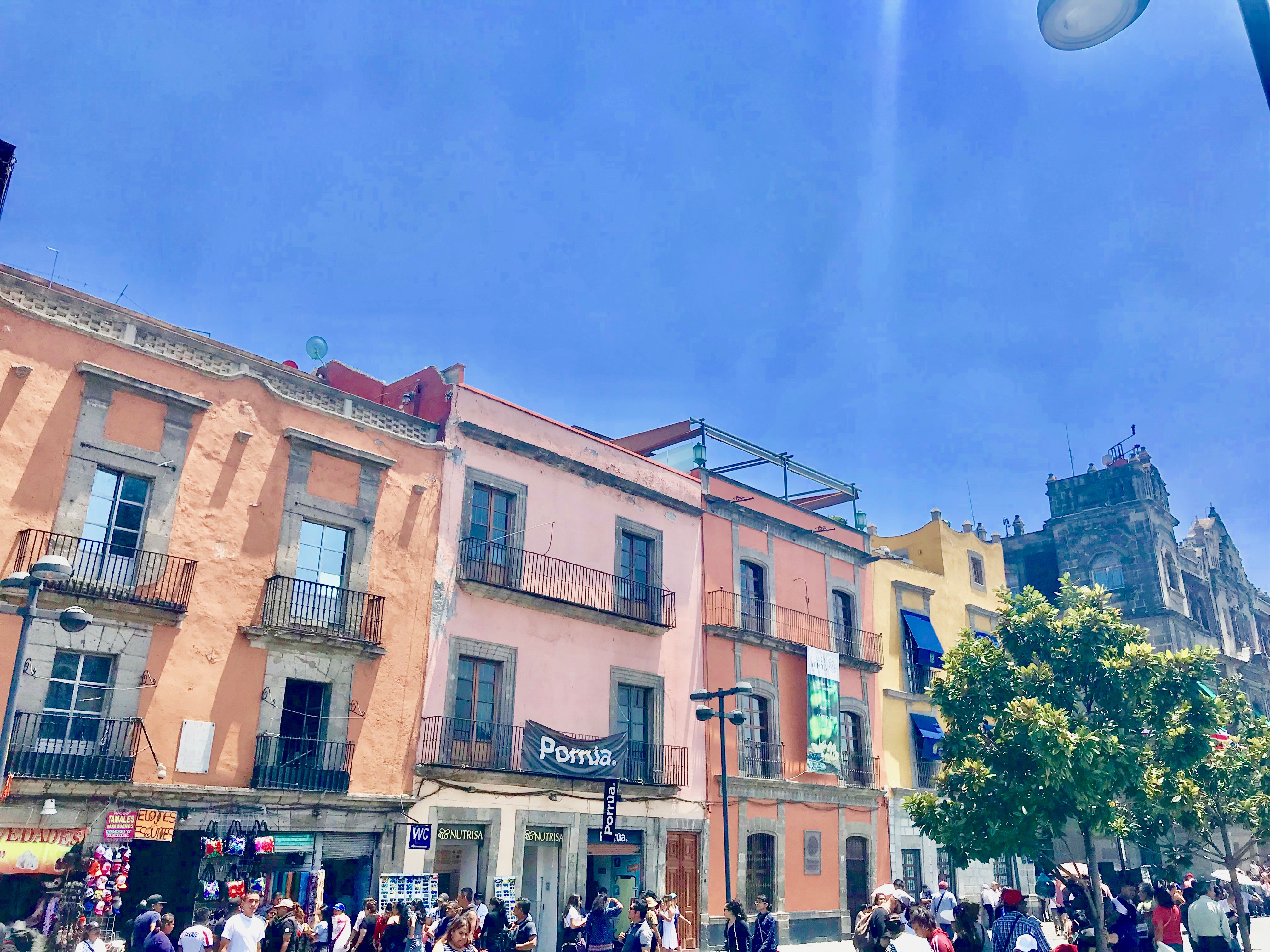 A weekend in Mexico City