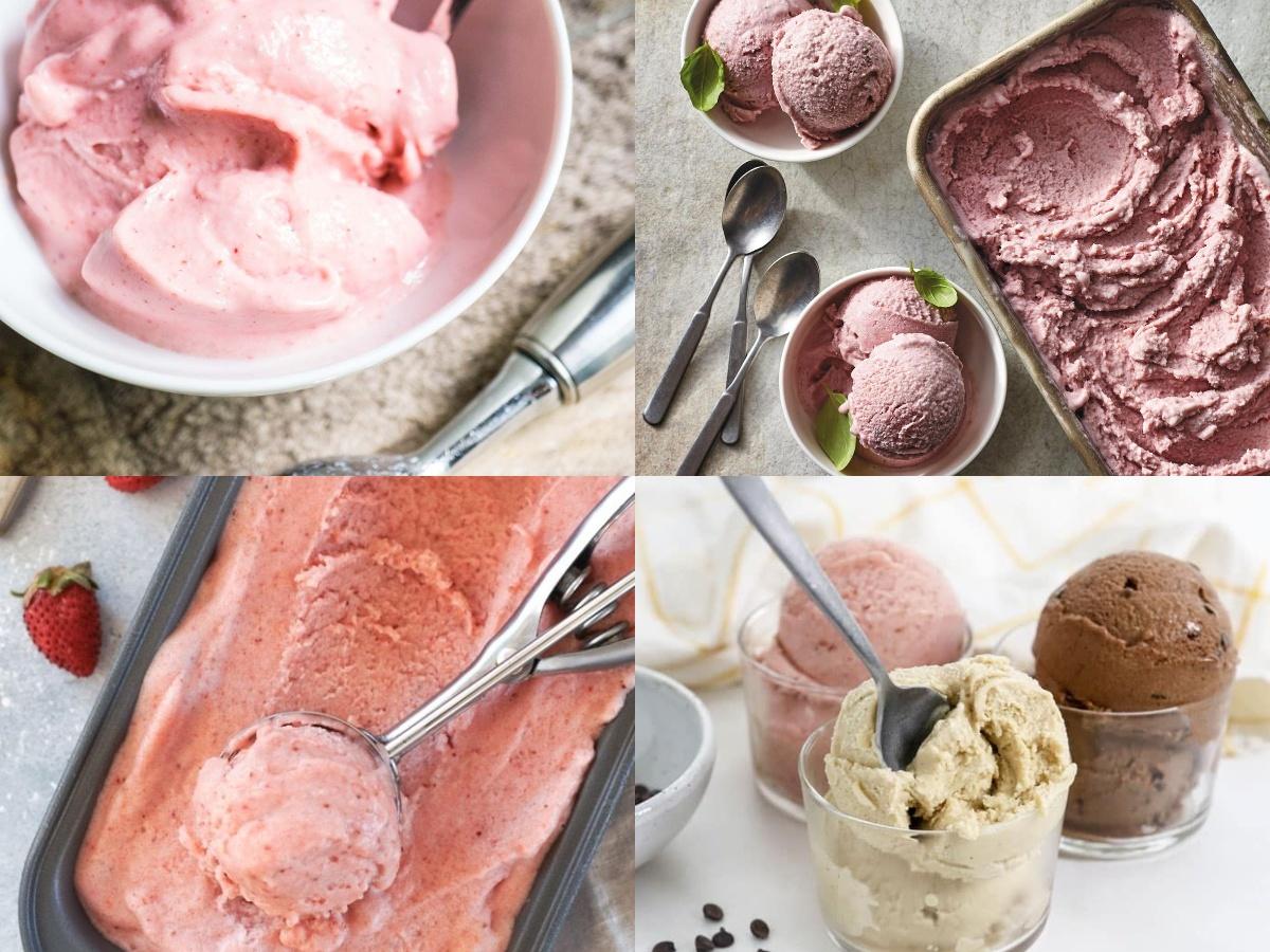 """healthy """"nice cream"""" recipes"""
