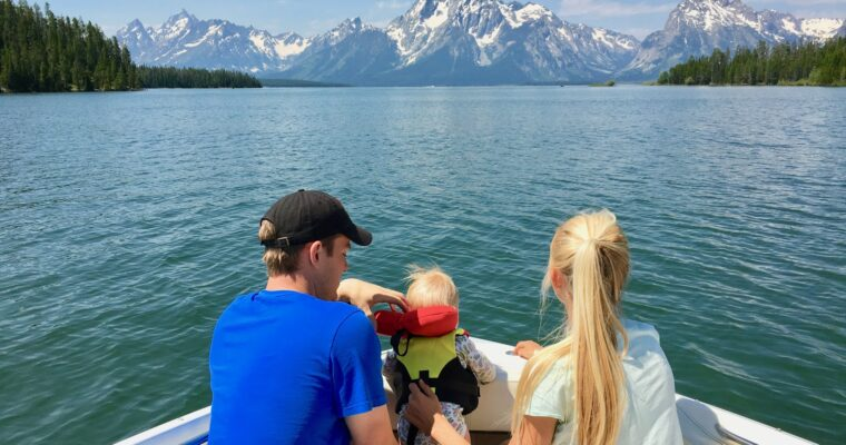 guide to jackson hole + the tetons!
