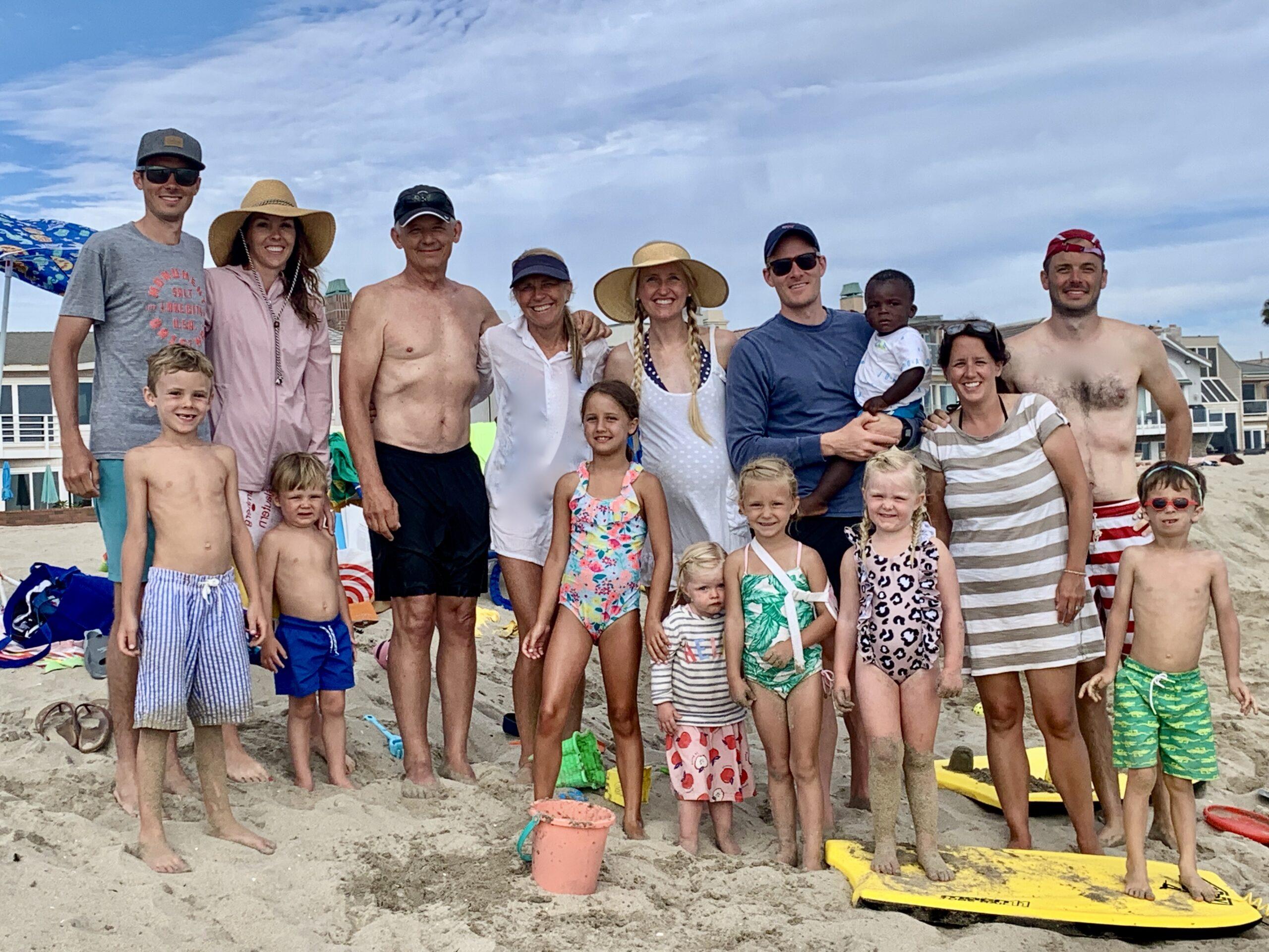 Dunn Family Newport Beach 2020