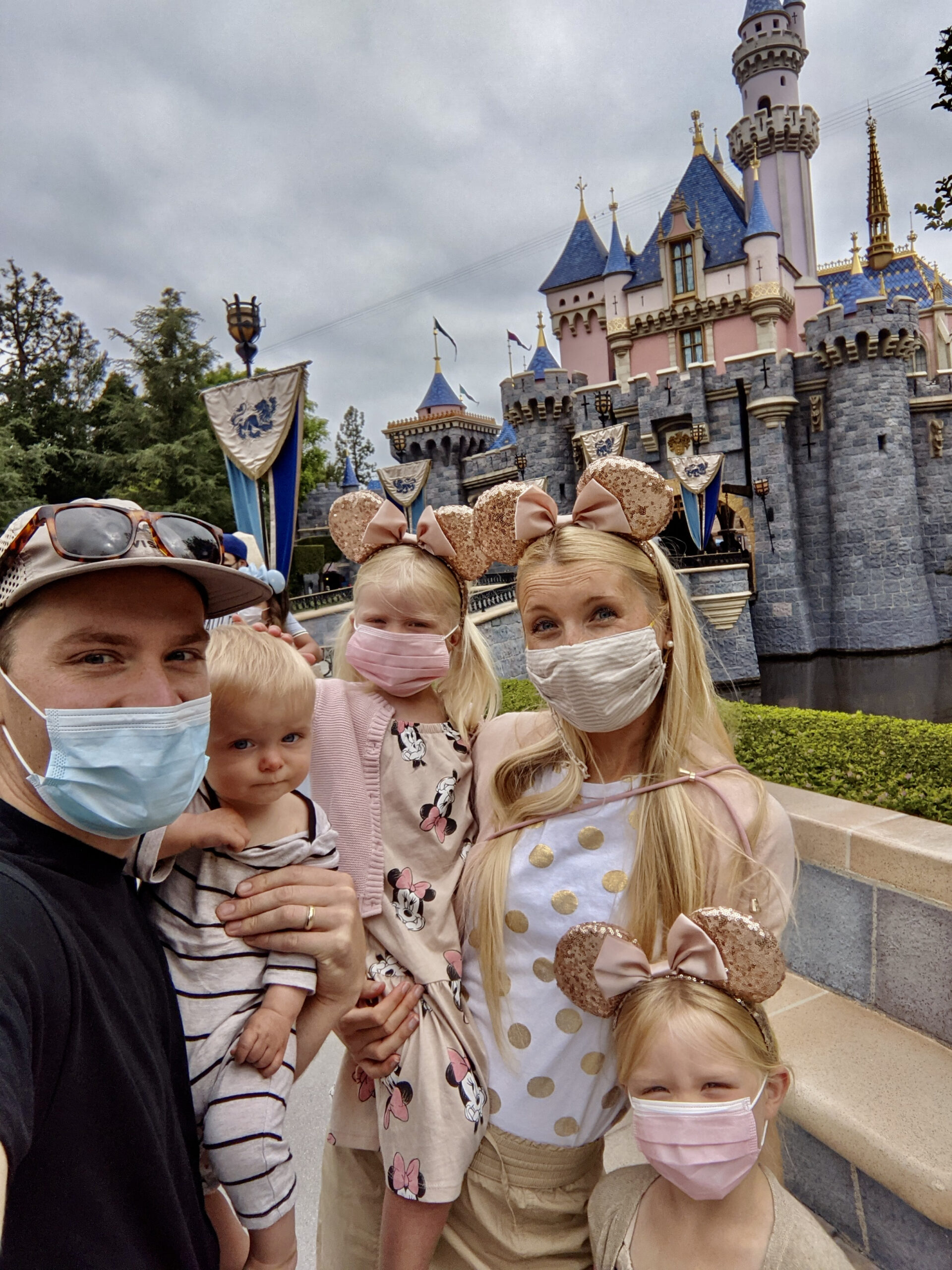 Disneyland 2021!