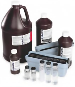 Secondary Turbidity Calibration Standards Kit