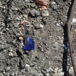 st mary cemetery blue glass