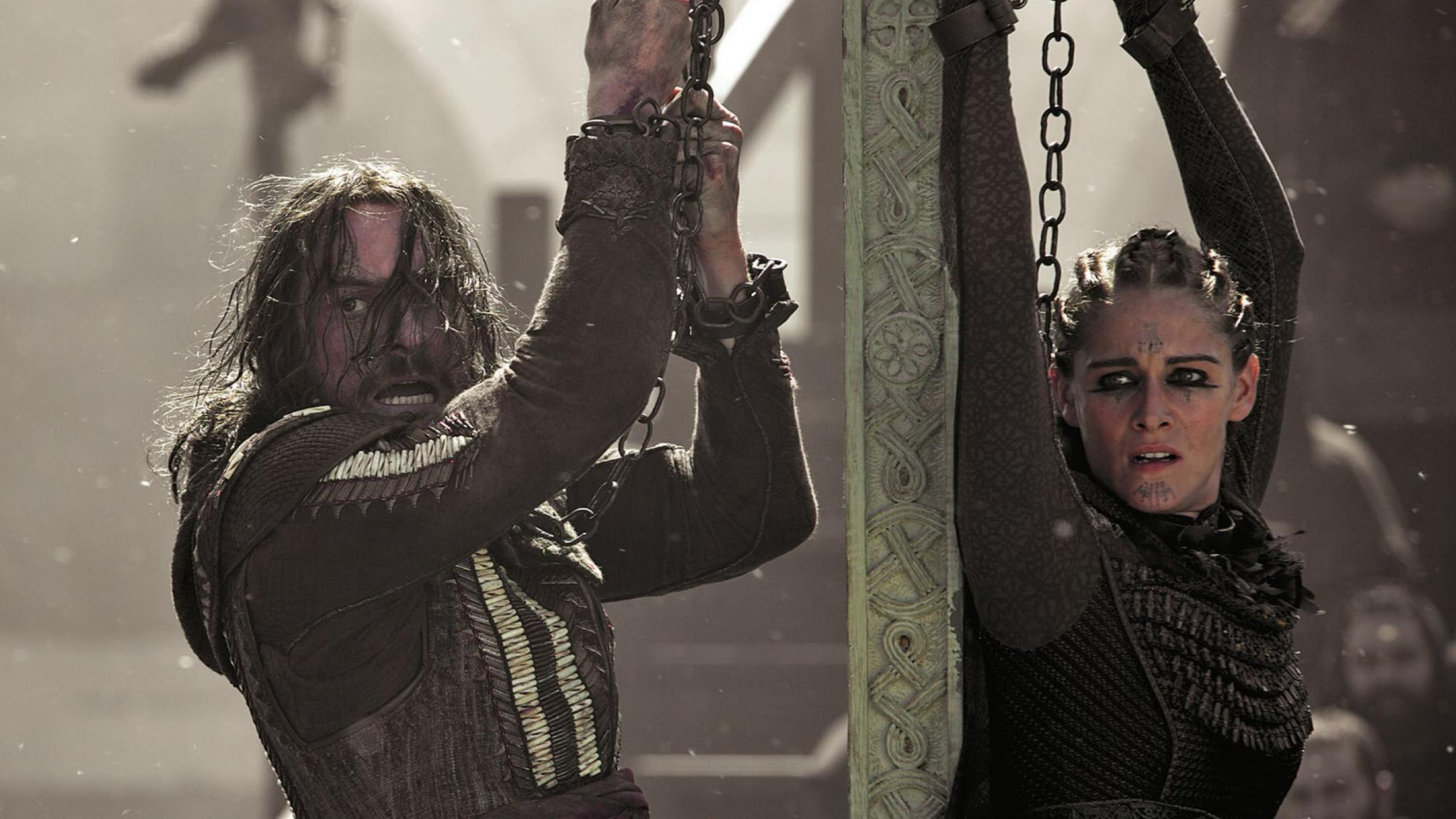 Aguilar and Maria - Execution
