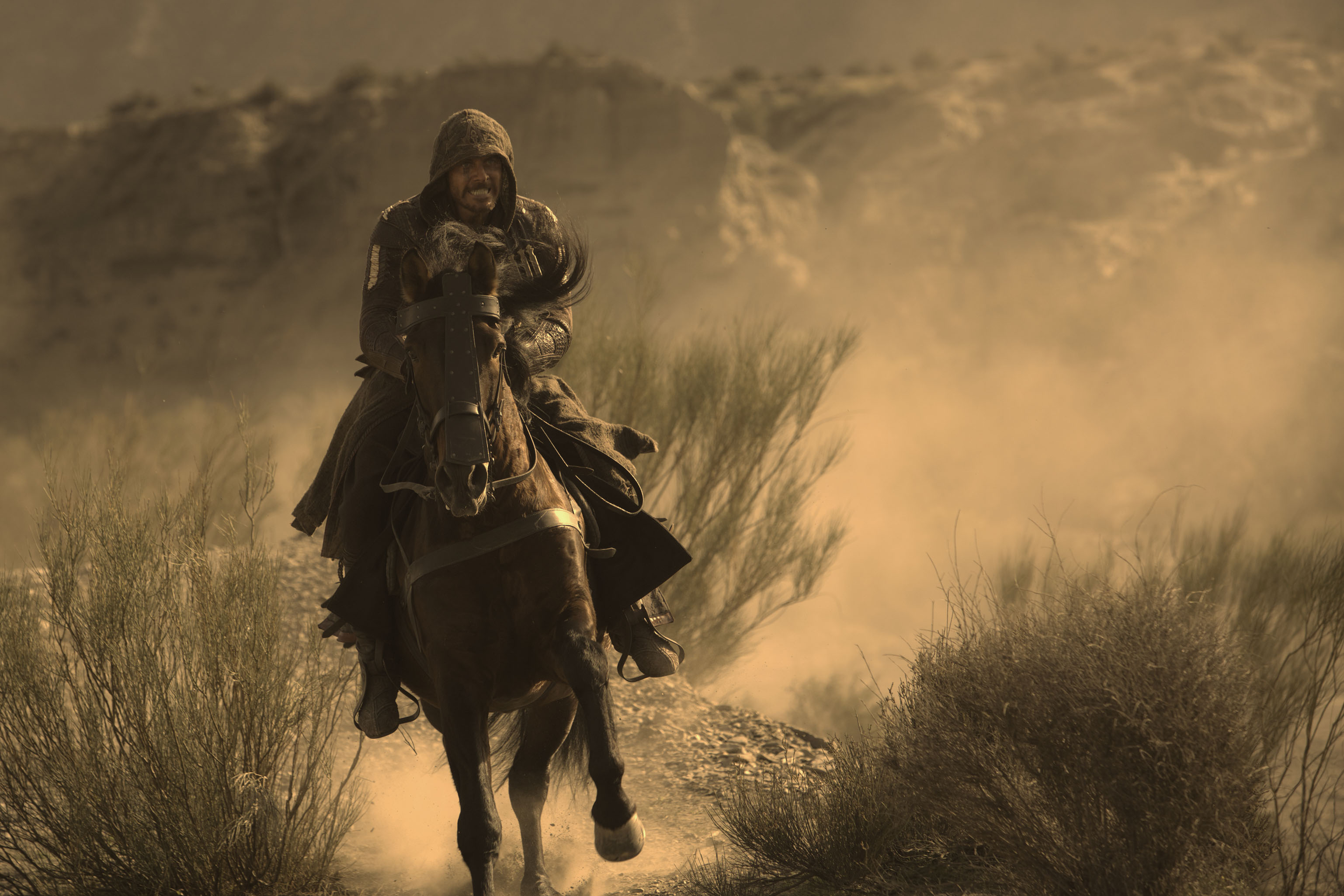 Aguilar Horseback Riding
