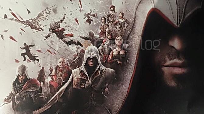 More Info. About The Ezio Collection