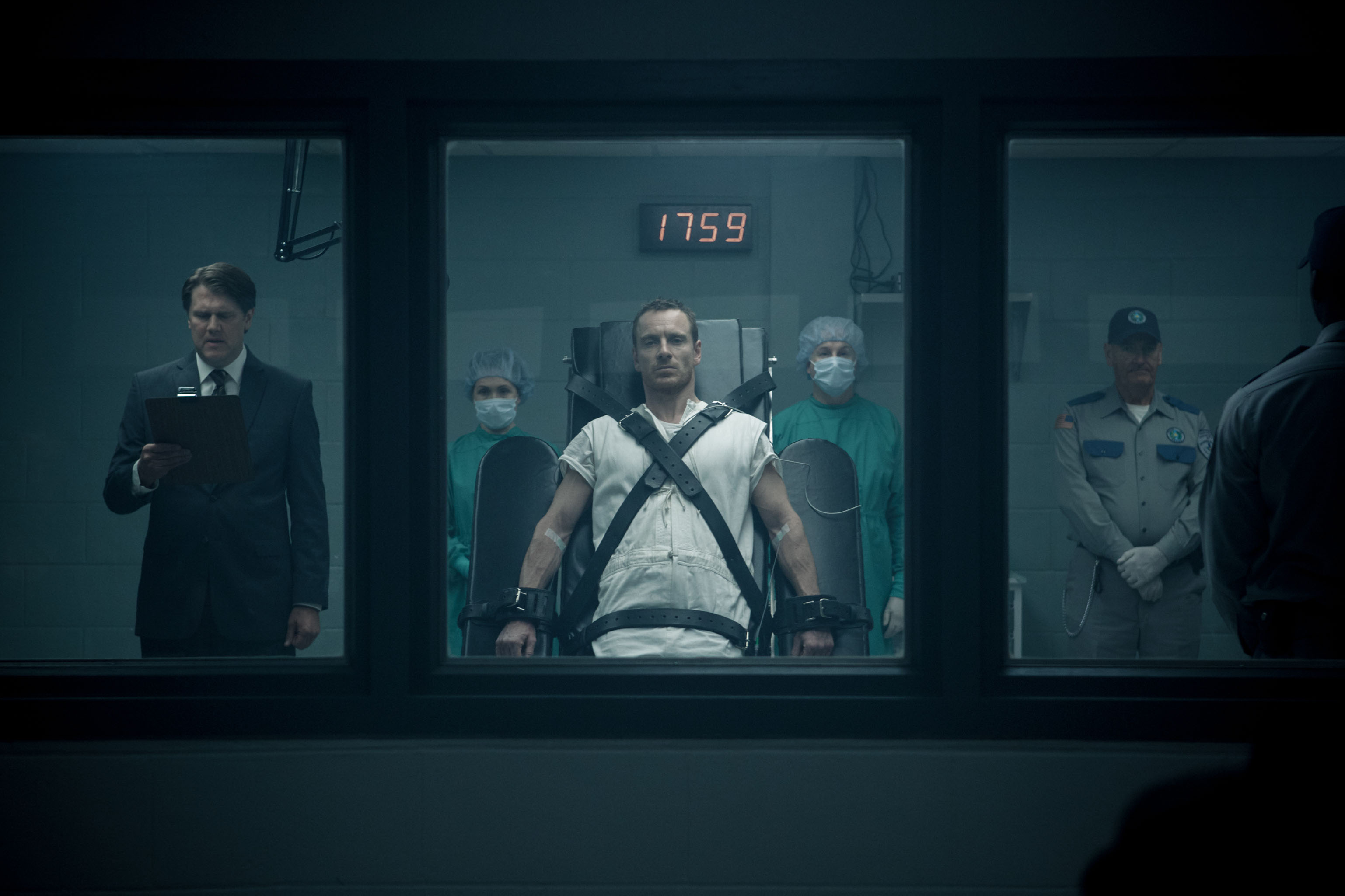 Callum Lynch Execution