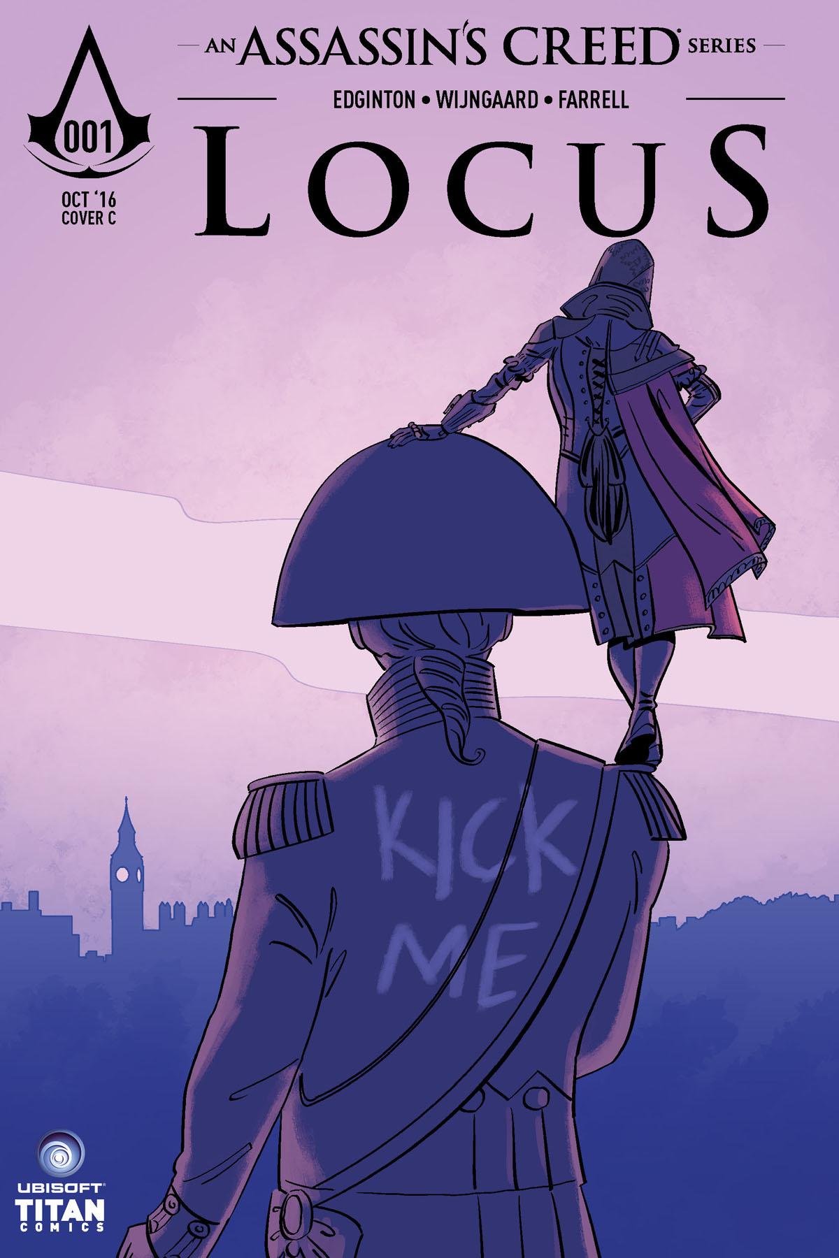 LOCUS 001 - COVER C