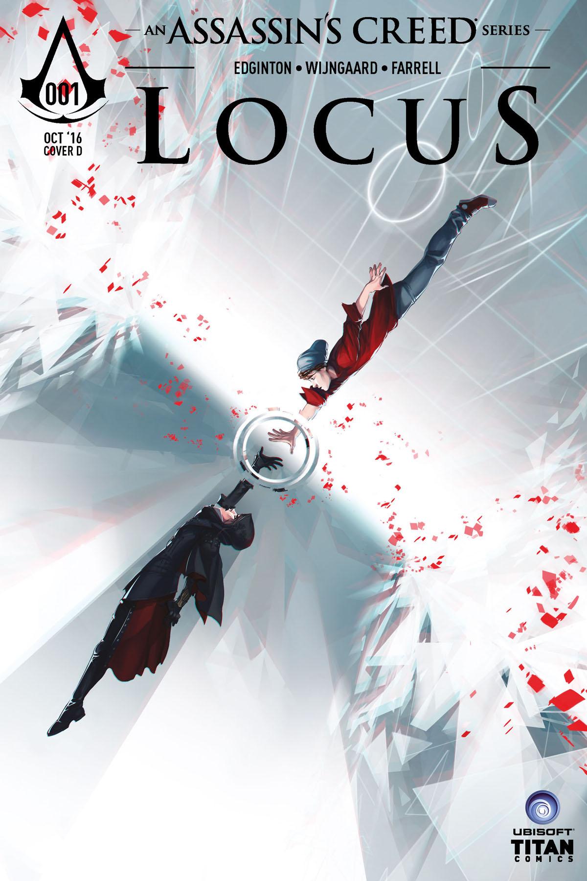 LOCUS 001 - COVER D