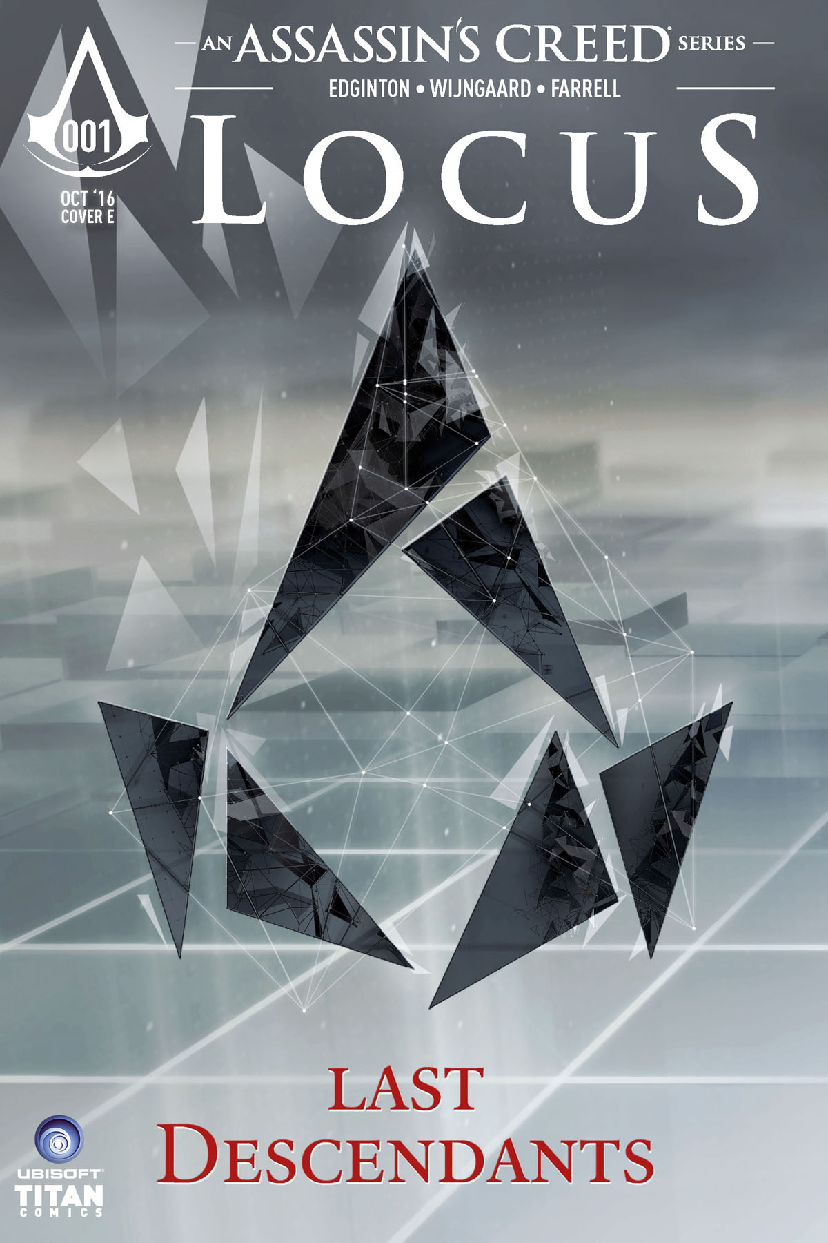 LOCUS 001 - COVER E