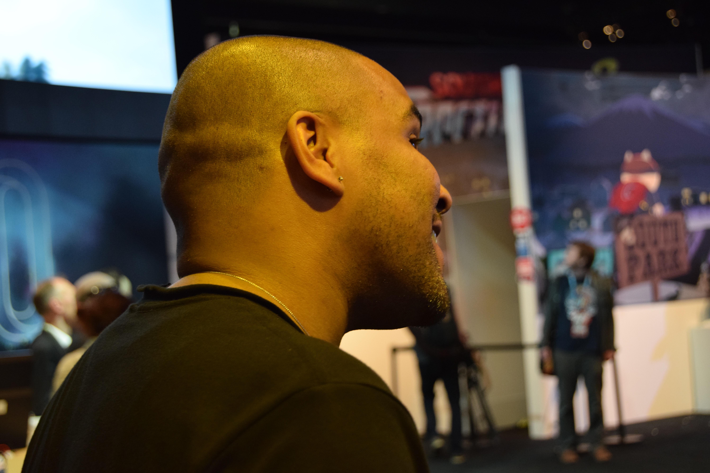 Ubisoft International Event Manager, Leon Winkler